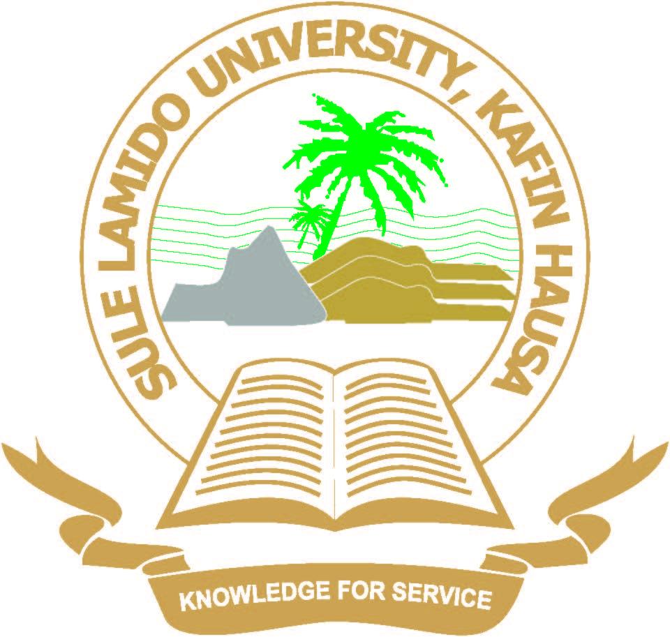 SLU LOGO - Sule lamido University (SLU) 2017/2018 Matriculation Ceremony Announced