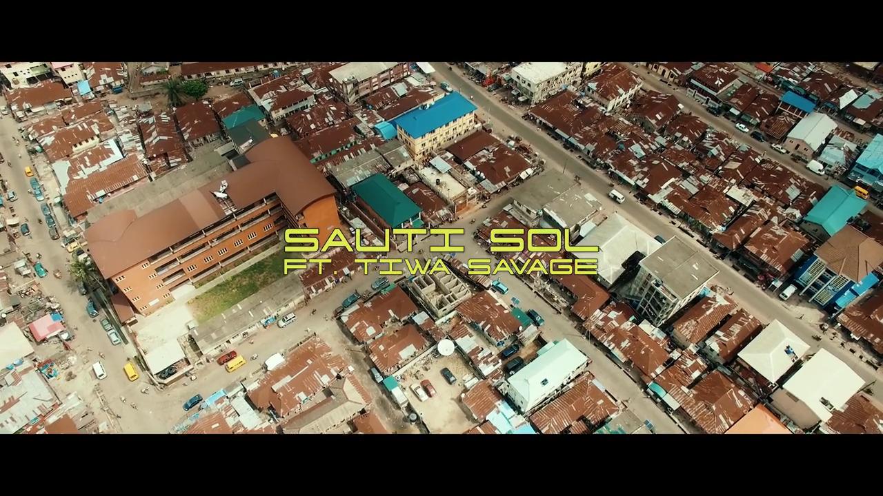 Sauti Sol – Girl Next Door ft. Tiwa Savage
