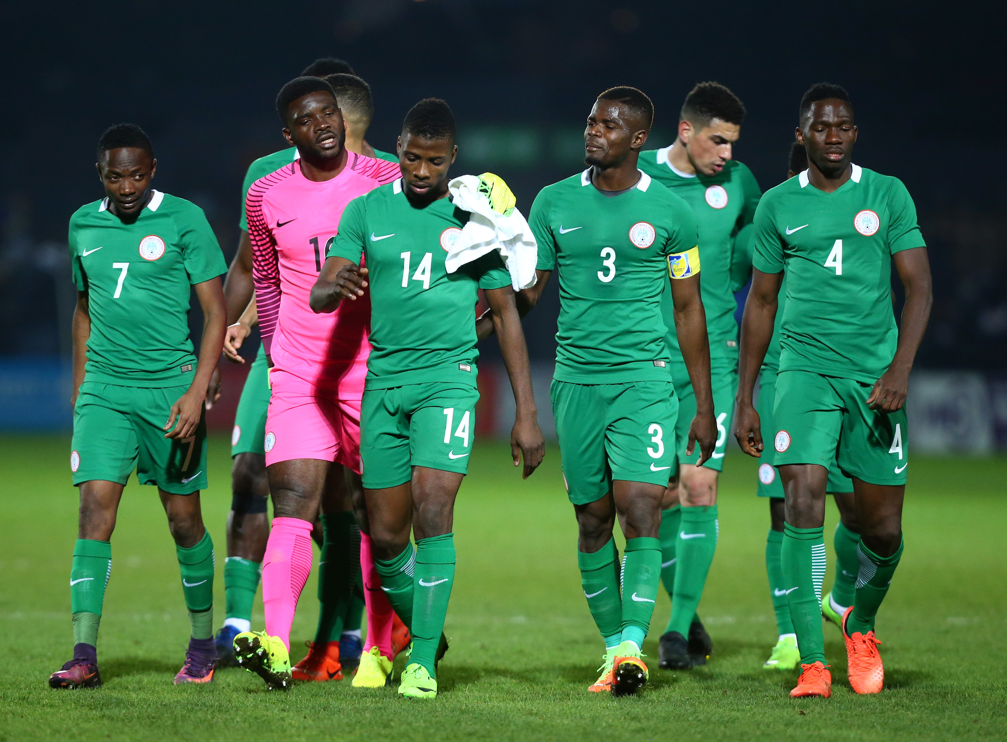 Photo of NFF Confirms Super Eagles Friendly Against England at Wembly
