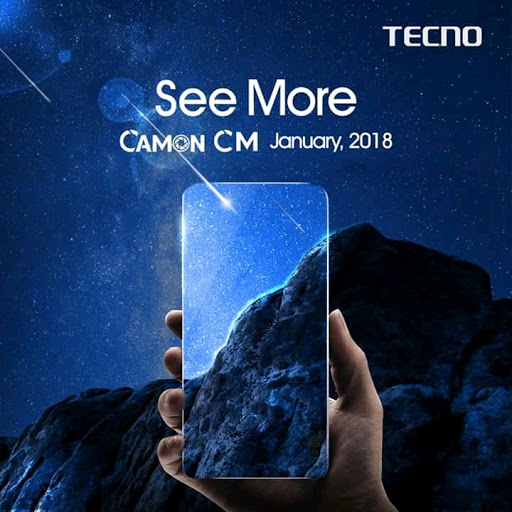 Photo of Tecno Camon CM Smartphone Full Specifications And Price Tag In Nigeria