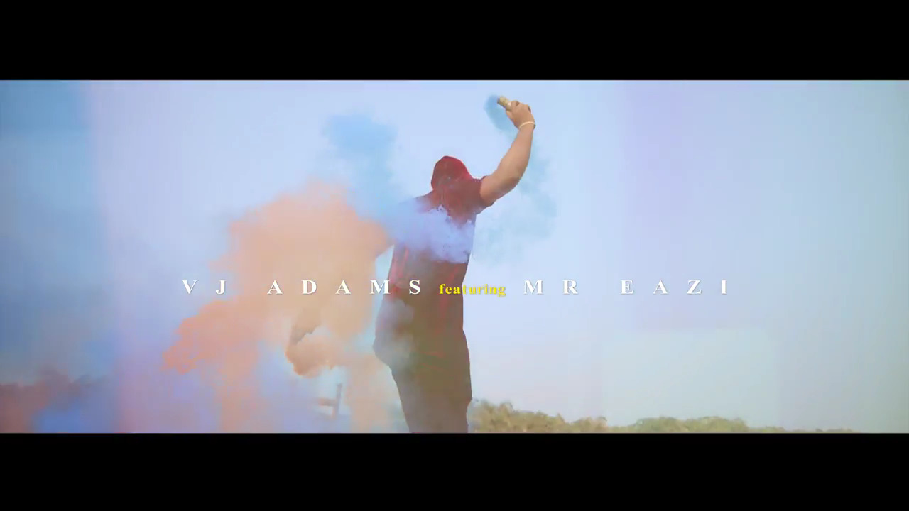 Photo of VIDEO: VJ Adams ft. Mr Eazi – Bless My Way