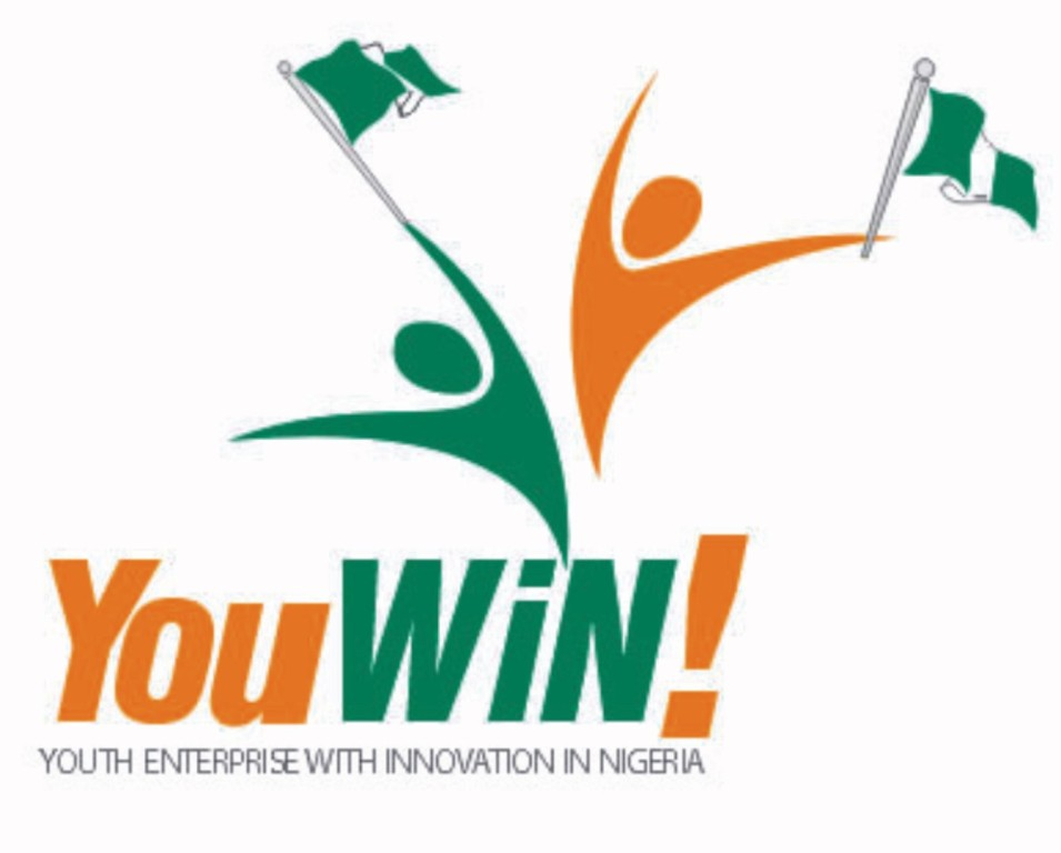 YouWIN Logo - FG Releases N11b To YouWin Programme Beneficiaries