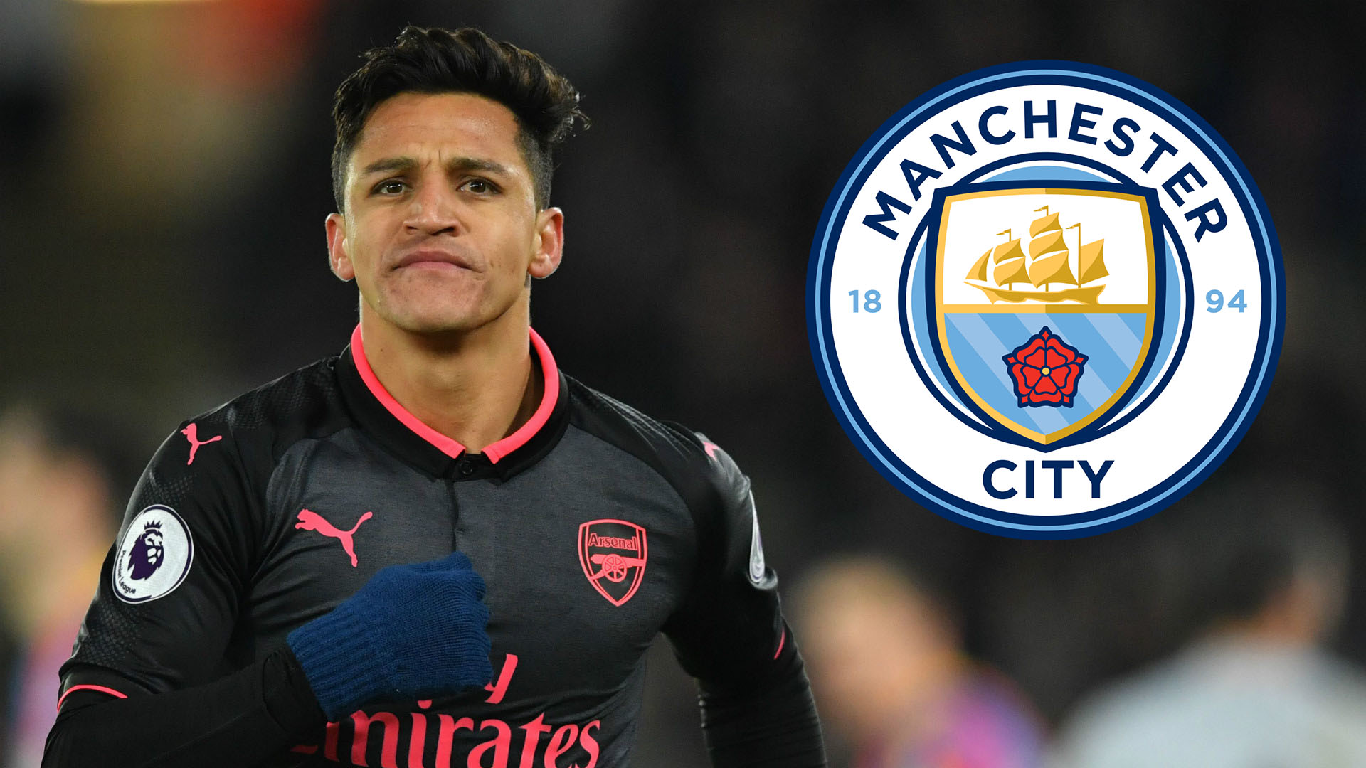 alexis sanchez - 02/1/2018 TRANSFER NEWS, DONE DEALS AND RUMOURS