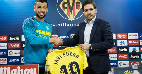 Photo of DONE DEAL: Villarreal CF complete the signing of Espanyol defensive midfielder Javi Fuego.