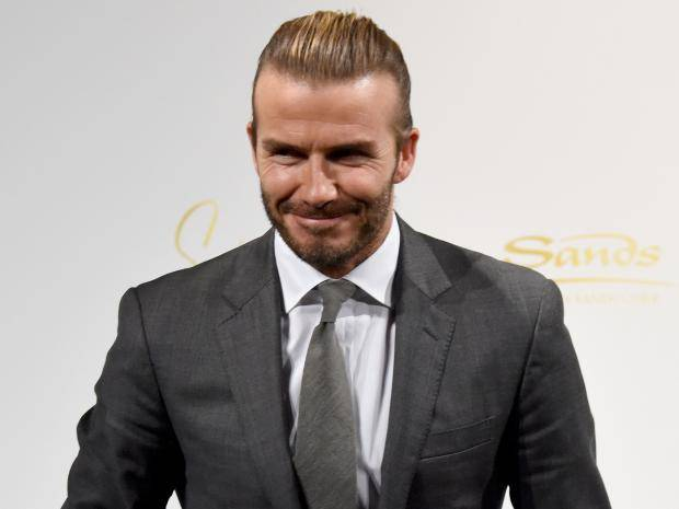 Photo of David Beckham to Receive 2018 UEFA President's Award