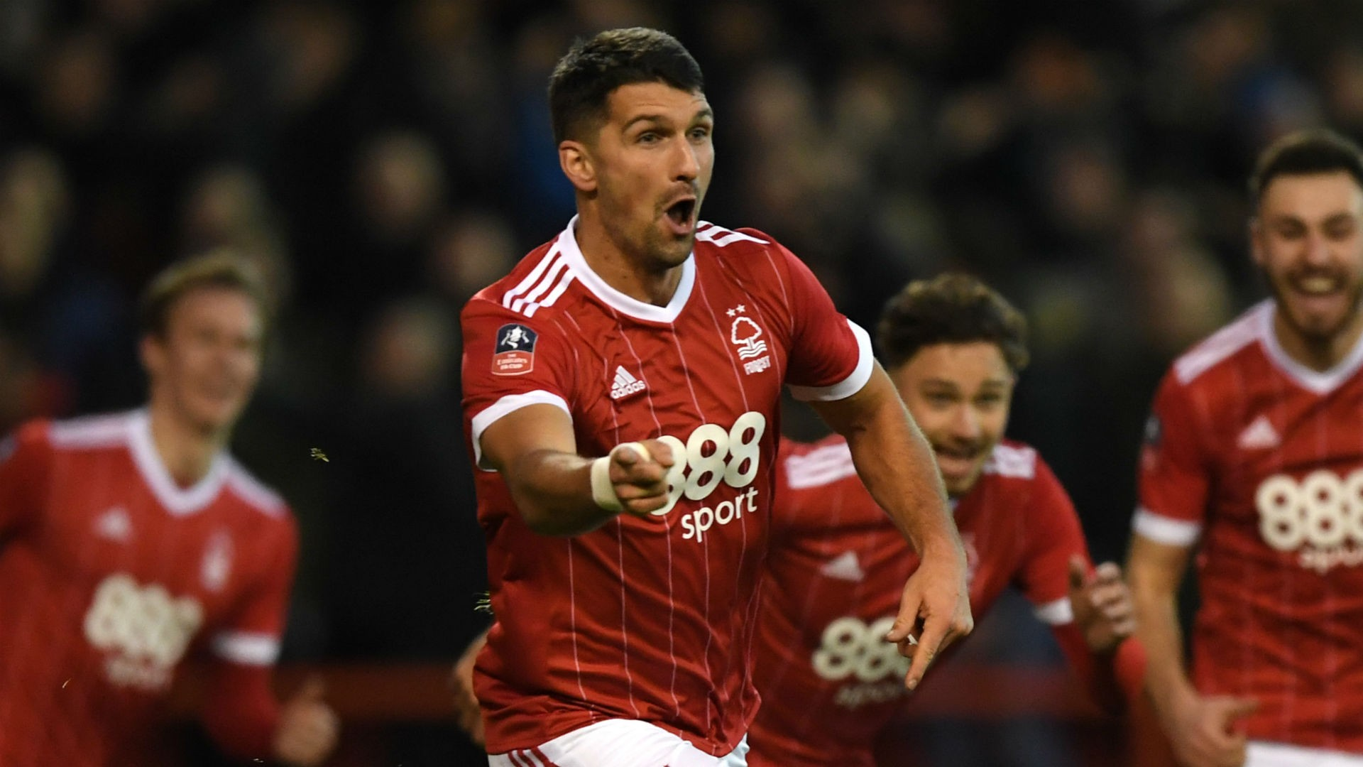 Nottingham Forest 4-2 Arsenal (FA CUP) Highlights Video