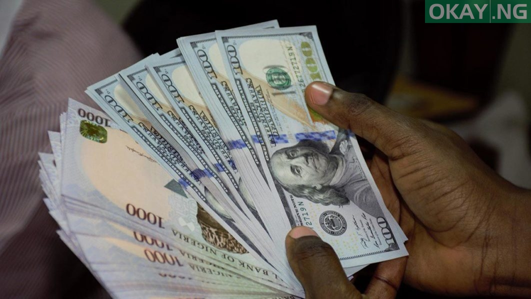 22 10 18 How Much Is Naira Rate Against Dollar Pound And