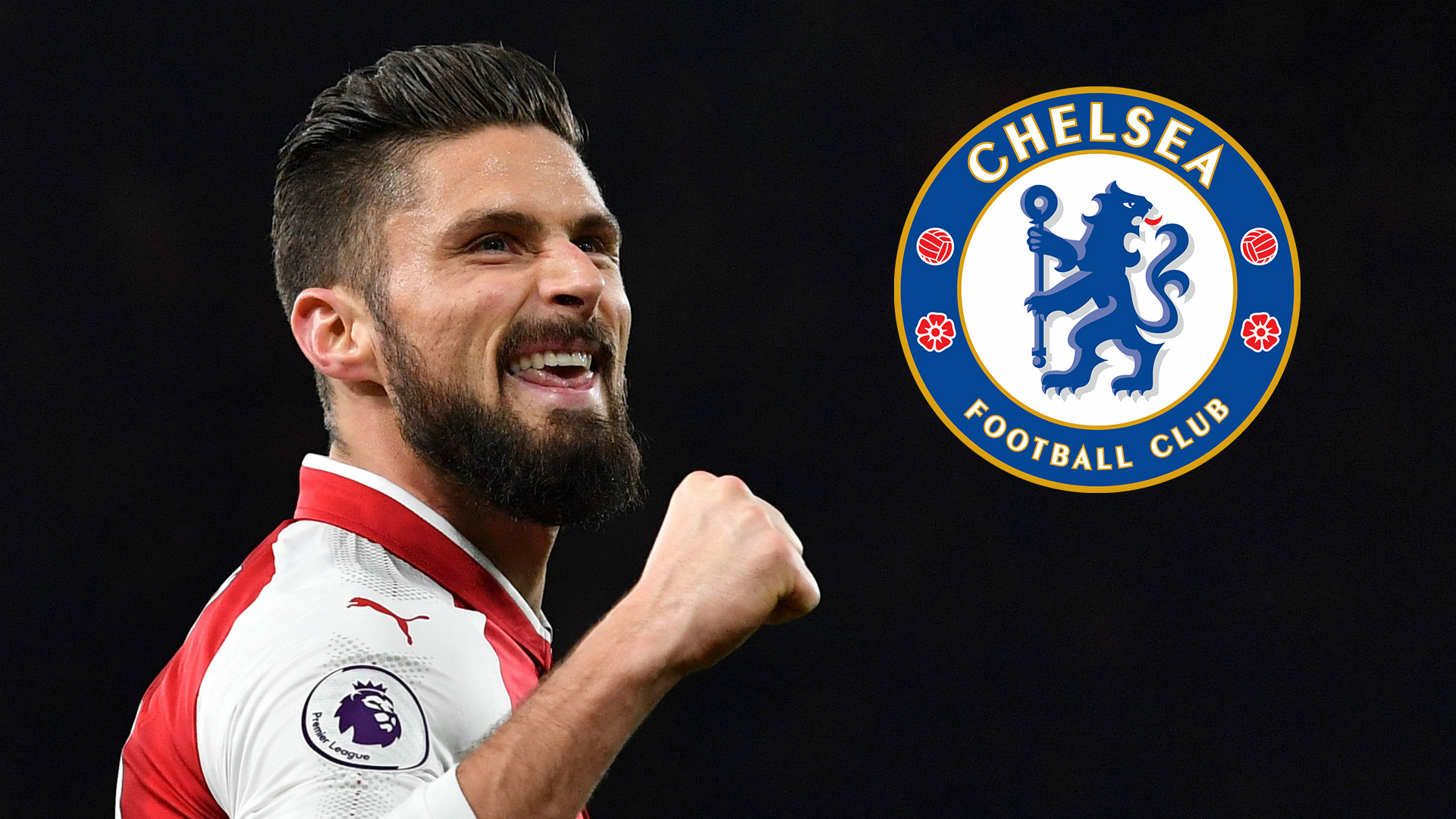 olivier giroud chelsea - ROUND-UP of 30/1/2018 TRANSFER NEWS, DONE DEALS AND RUMOURS