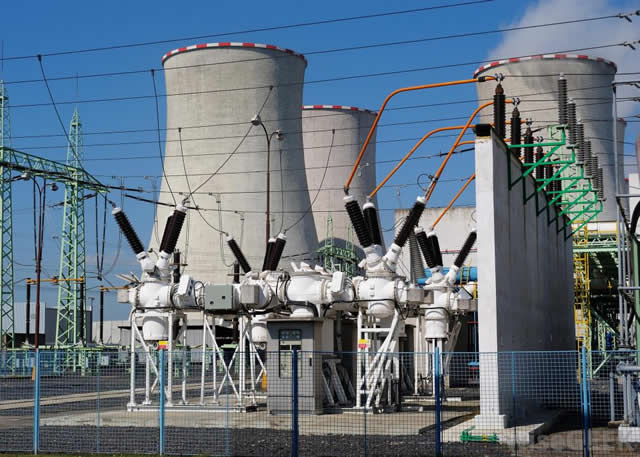 Nigerian Power Plant