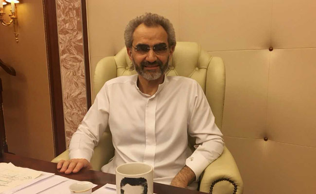saudi billionaire prince alwaleed - Saudi Billionaire Prince Alwaleed Released from Detention