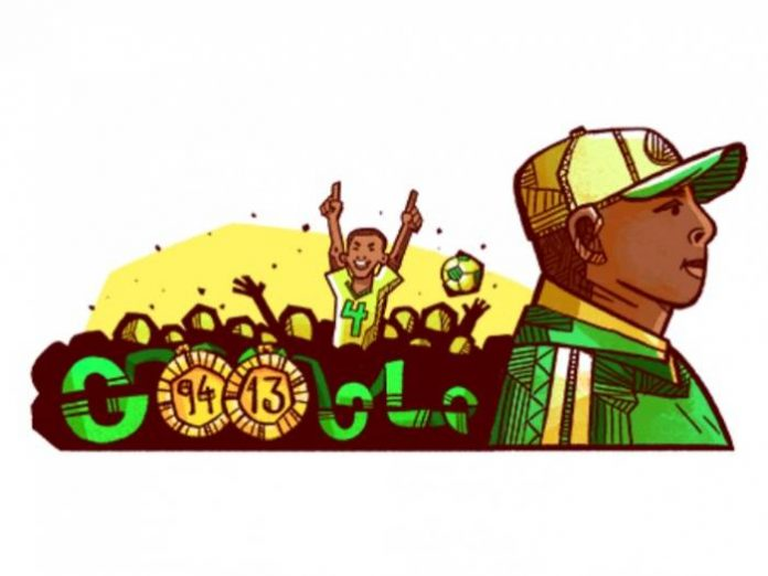 Photo of Google Honours Stephen Keshi