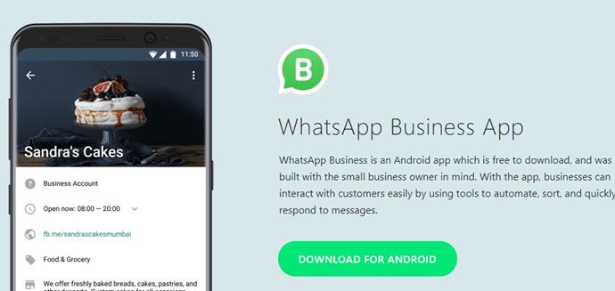 Photo of WhatsApp Business Standalone App Now Available On Playstore