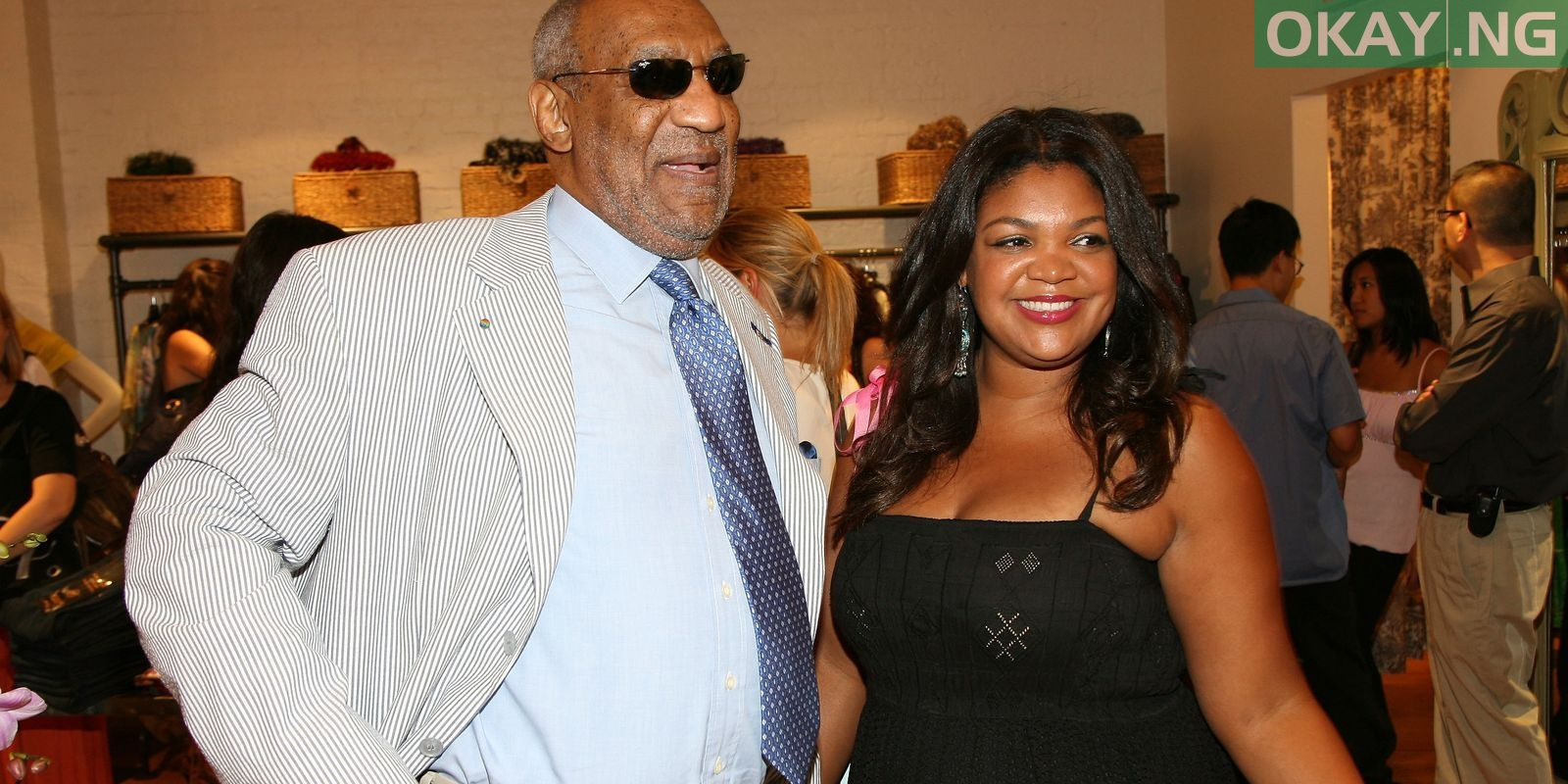 Photo of Bill Cosby's daughter, Ensa dies at the age of 44