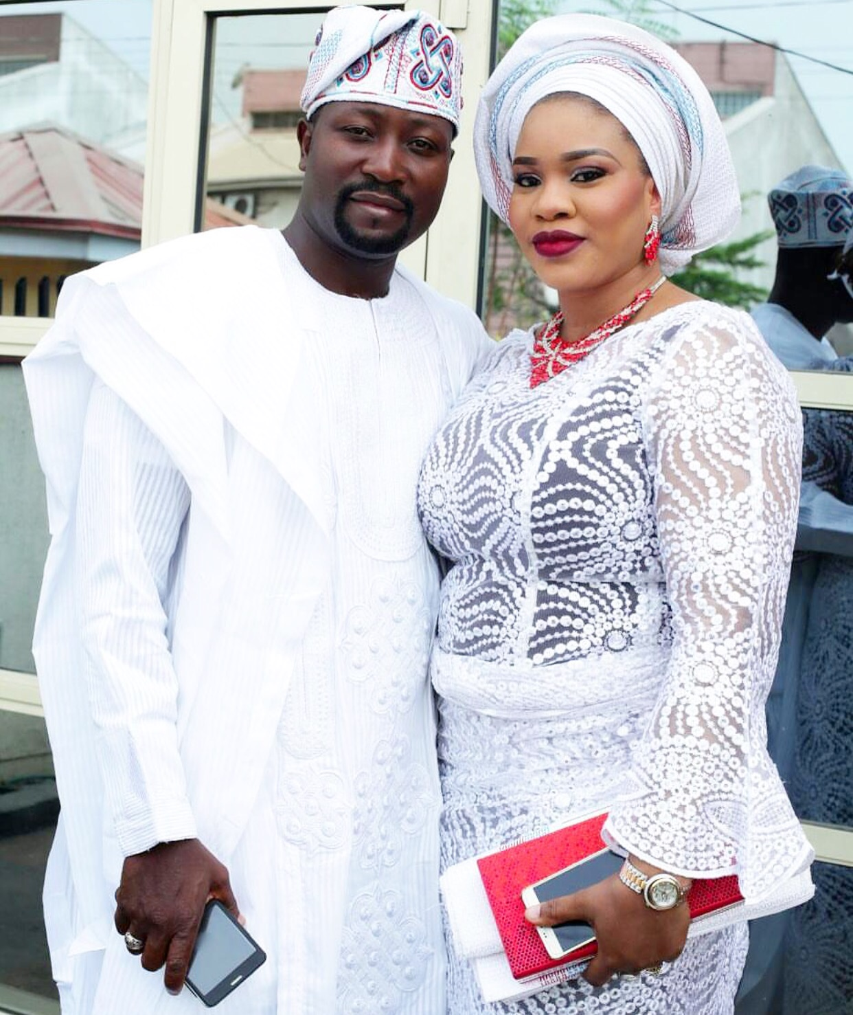 Photo of Actress Mosun Filani Celebrates 6th Wedding Anniversary with Husband