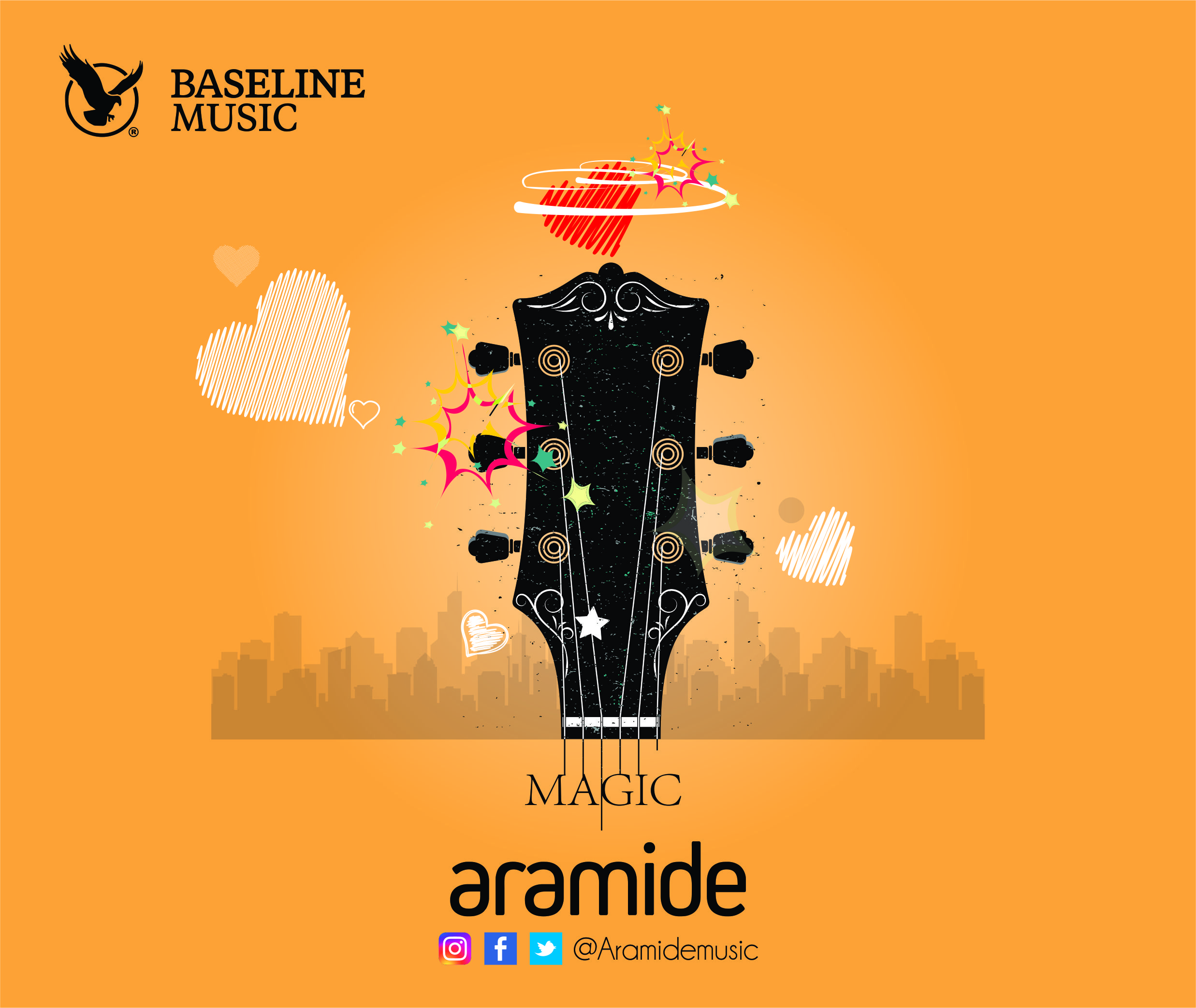 MUSIC: Aramide - Magic - OkayNG News