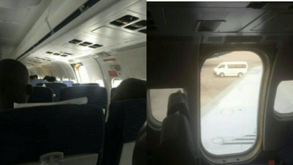 NCAA Commences Investigation Into Dana Air Plane Emergency Exit Door Fall