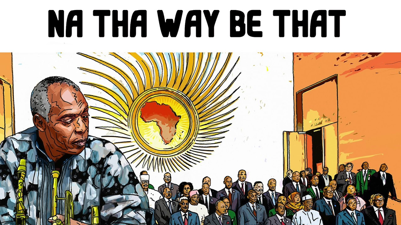 Femi Kuti Na Tha Way Be That - MUSIC: Femi Kuti - Na Their Way Be That