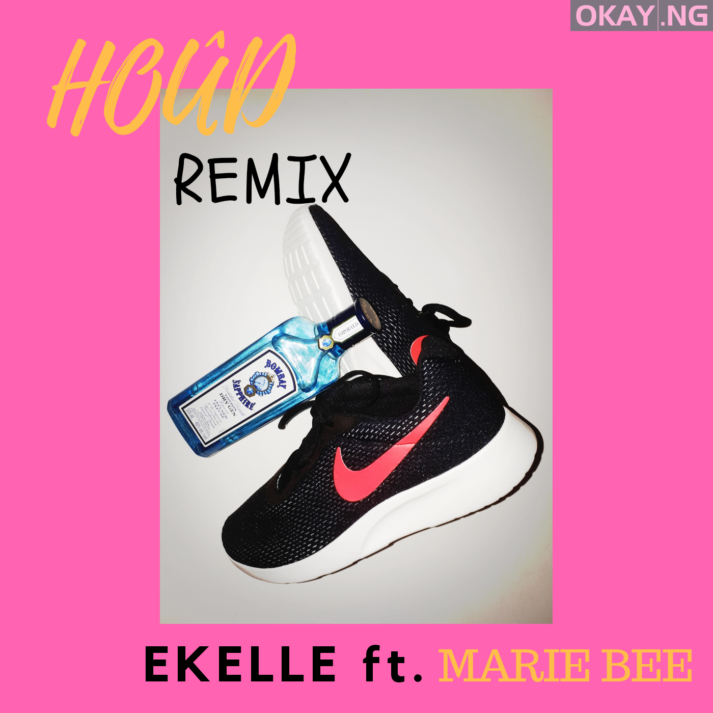 Photo of VIDEO: Ekelle – Houd (Remix) (ft. Marie Bee)