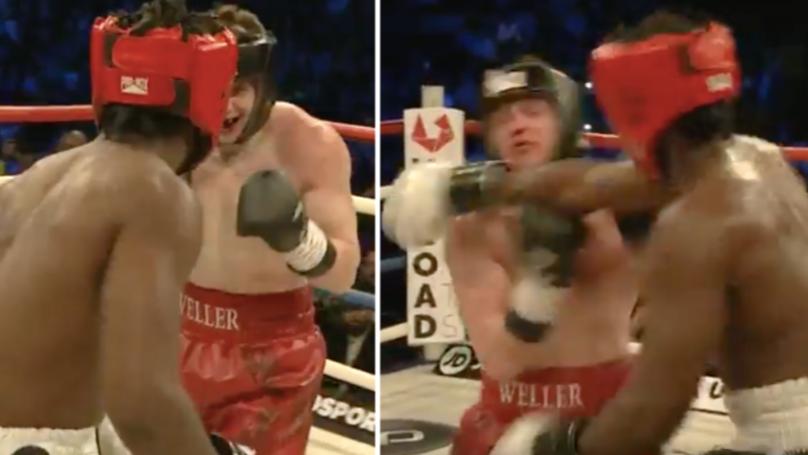 Photo of KSI Beats Joe Weller In YouTuber Boxing Match
