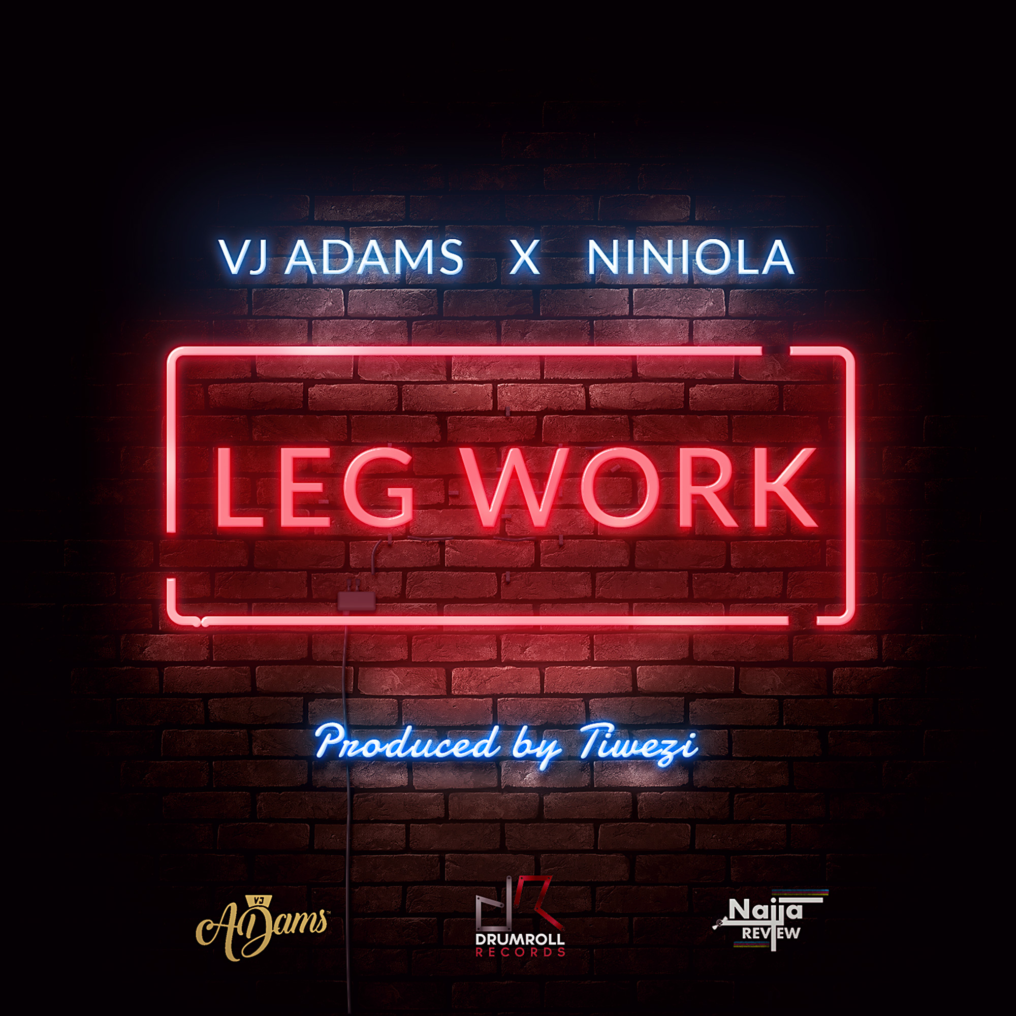 Photo of MUSIC: VJ Adams x Niniola – Leg Work