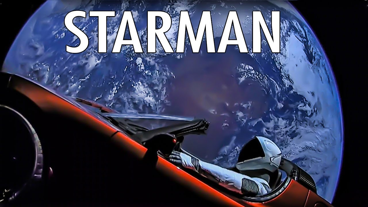 Live - WATCH Live: Starman - SpaceX Live Views From Space Tesla - Car In Space