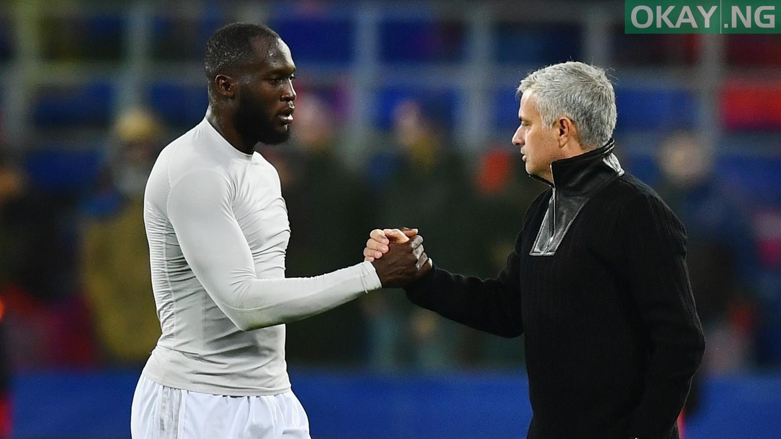 Mourinho Hails Lukaku As Manchester United Beat Chelsea
