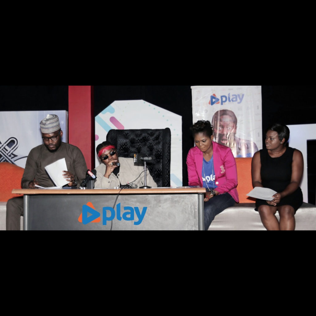 OLAMIDE 1 1024x1024 - Olamide Signs Endorsement Deal With Play TV