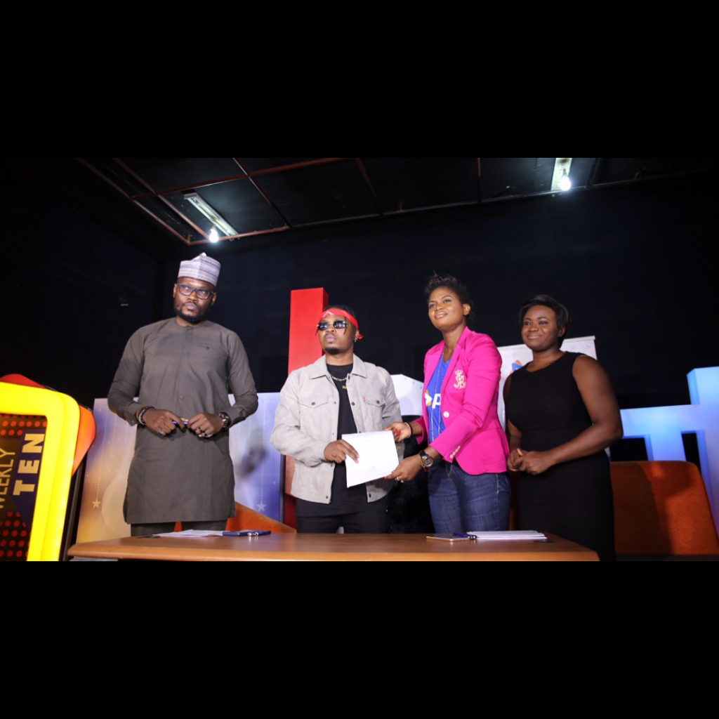 OLAMIDE 2 1024x1024 - Olamide Signs Endorsement Deal With Play TV