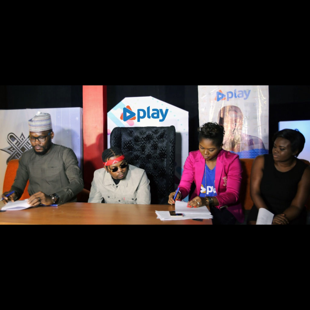 OLAMIDE 3 1024x1024 - Olamide Signs Endorsement Deal With Play TV