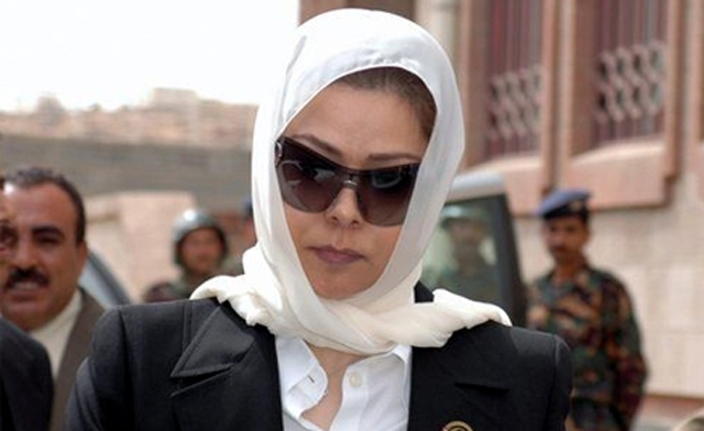 Photo of Iraq Declares Saddam Hussein's Daughter Raghad Wanted