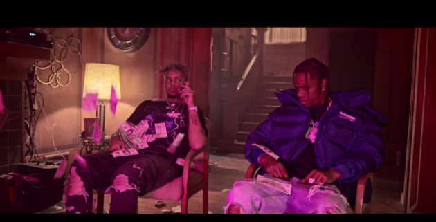 Screen Shot 2018 02 07 at 6.03.21 PM 630x321 - VIDEO: Smokepurpp ft Travis Scott - Fingers Blue