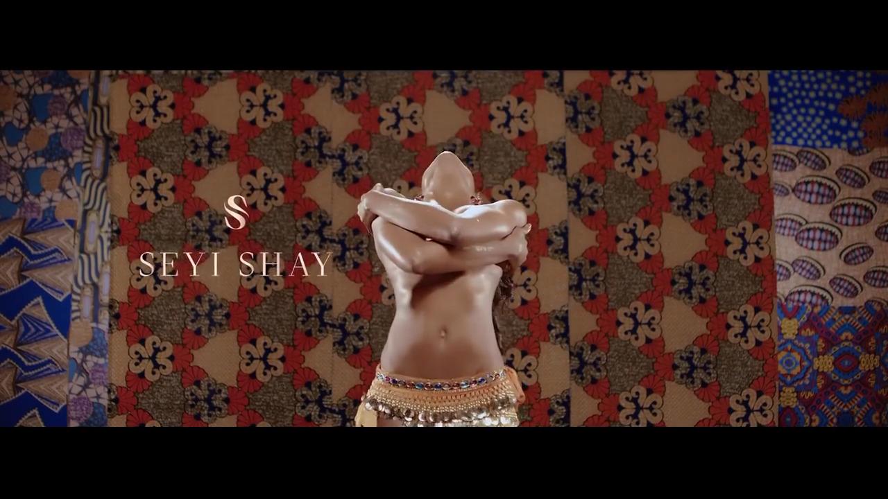 Seyi Shay BIA Video - VIDEO: Seyi Shay - BIA