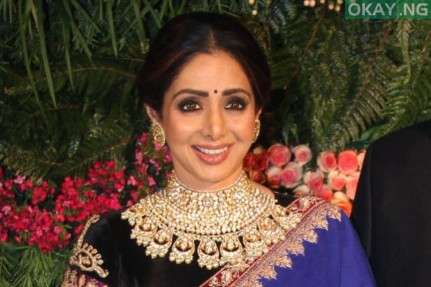 Photo of Bollywood veteran actress and producer Sridevi Kapoor, dies at the age of 54