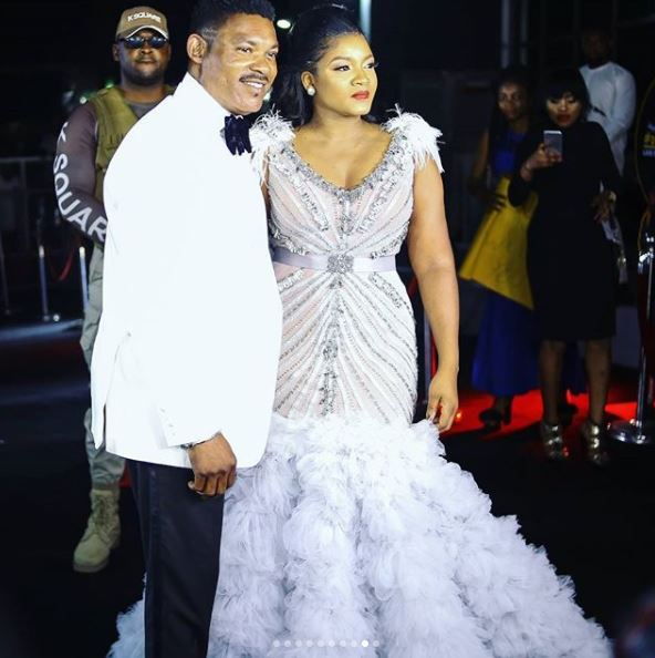 aam10 - Photos: Checkout the Expensive Dress Actress Omotola Wore On Her Birthday