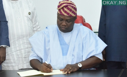 Photo of Governor Ambode Reduces Rates of Land Use Charge