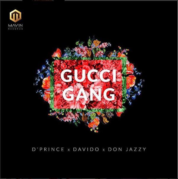 Photo of MUSIC: D'Prince x Davido x Don Jazzy – Gucci Gang