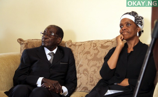 Photo of Robert Mugabe Returns to Zimbabwe After Medical Treatment In Singapore