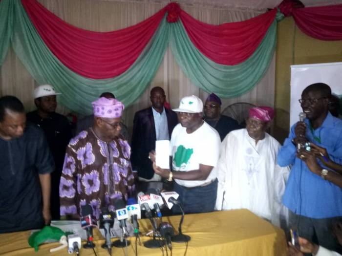 Photo of Obasanjo Releases Statement On Joining of Coalition for Nigeria – READ