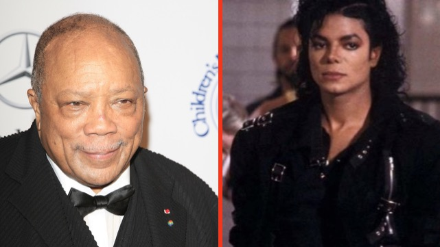quincy jones michael jackson - Micheal Jackson Was A Thief, He Stole A lot of Songs – Quincy Jones