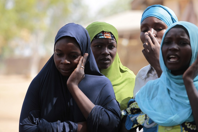 schoolgirls - Two Yobe Schoolgirls Killed In Rescue Operation