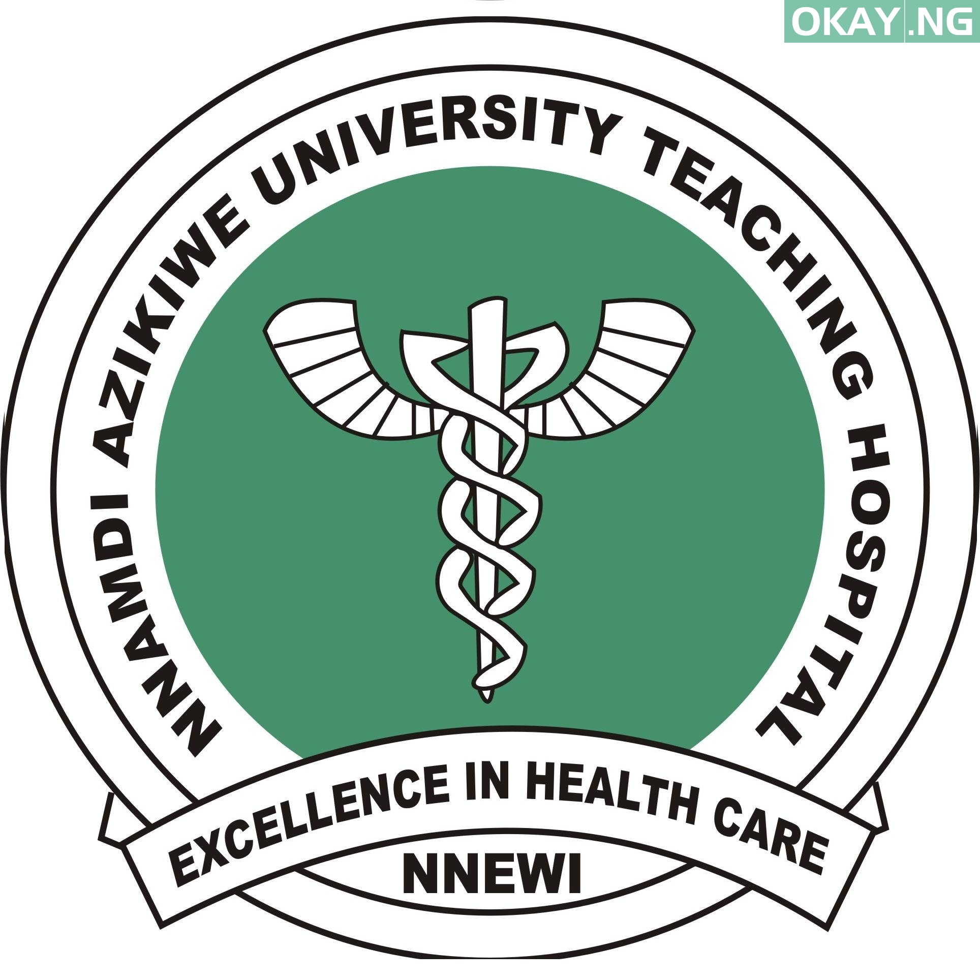 8afe157193217f16a31858c89eab8710nauth logo - Nnamdi Azikiwe Teaching Hospital 2018/2019 Admission Into School of Nursing