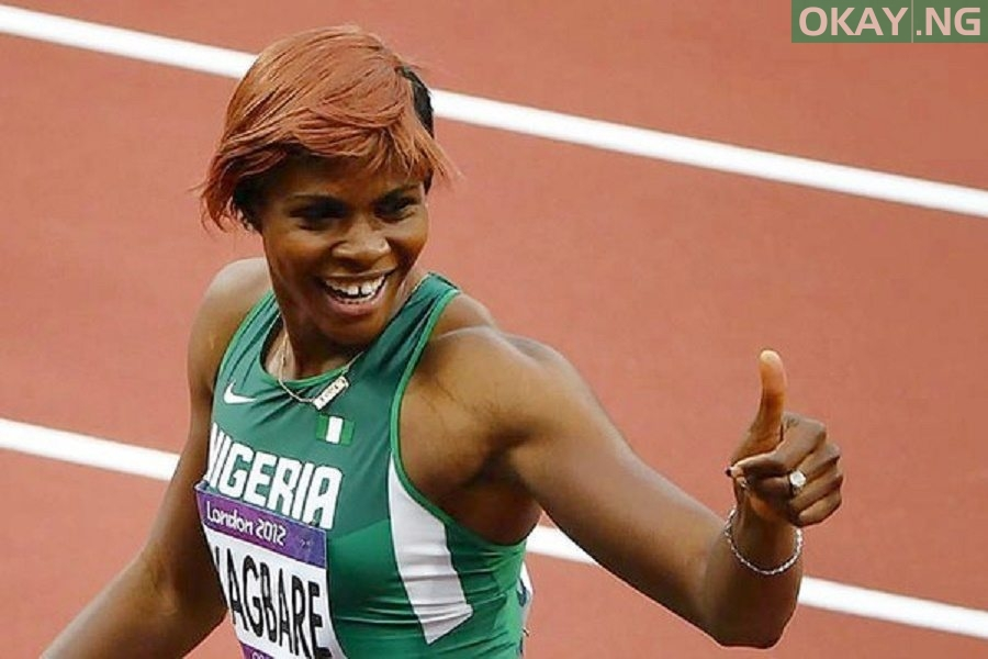 Blessing Okagbare - Blessing Okagbare-Ighoteghonor breaks 22-year-old record