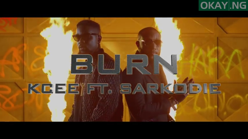 Photo of VIDEO: Kcee – Burn ft. Sarkodie