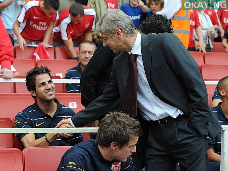 Photo of Febregas admit he would be keen to return to Arsenal