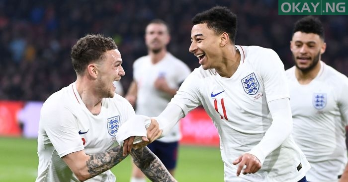 Netherlands 0-1 England Video