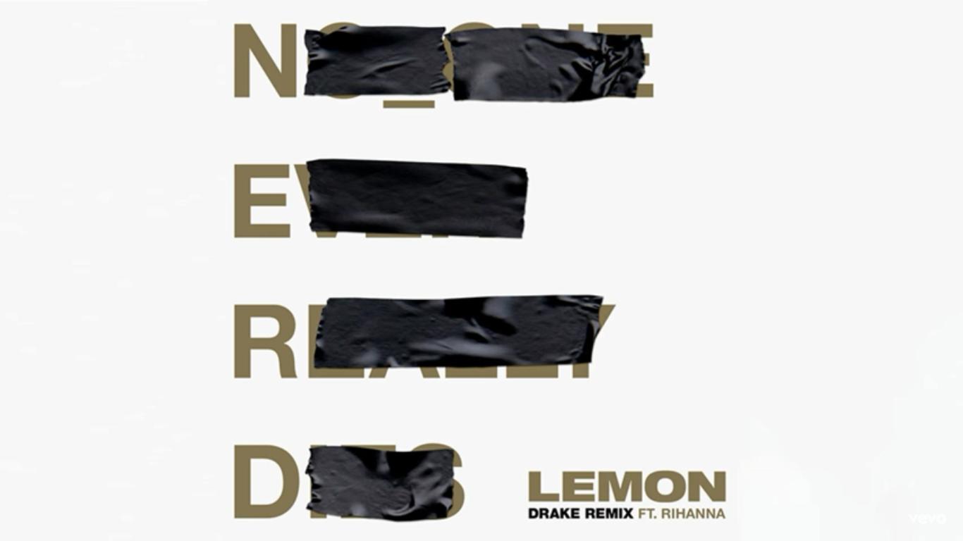 N.E.R.D, Rihanna – Lemon (Remix) ft. Drake