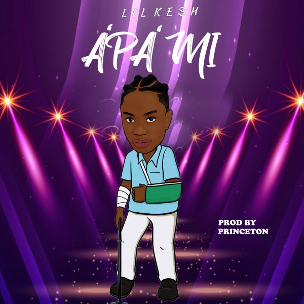 Photo of MUSIC: Lil Kesh – Apa Mi