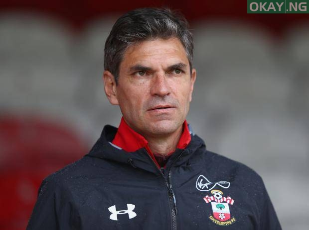 Photo of Southampton Sack Manager Mauricio Pellegrino