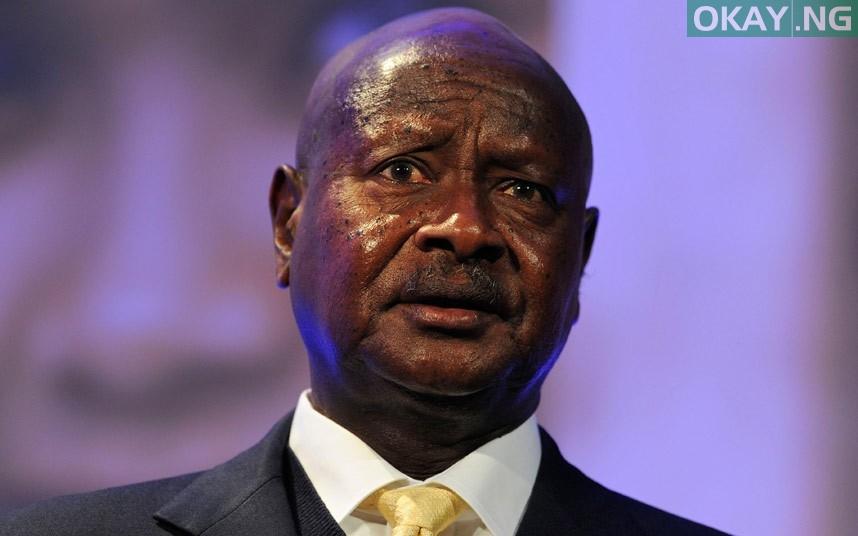 President Yoweri Museveni of Uganda