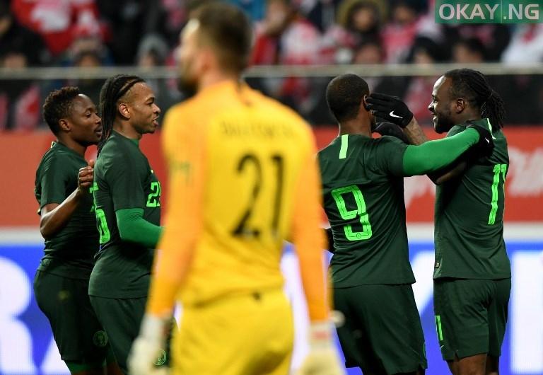 Nigeria and Poland Friendly